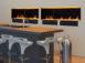 Opti-myst Casette elektromos kandalló